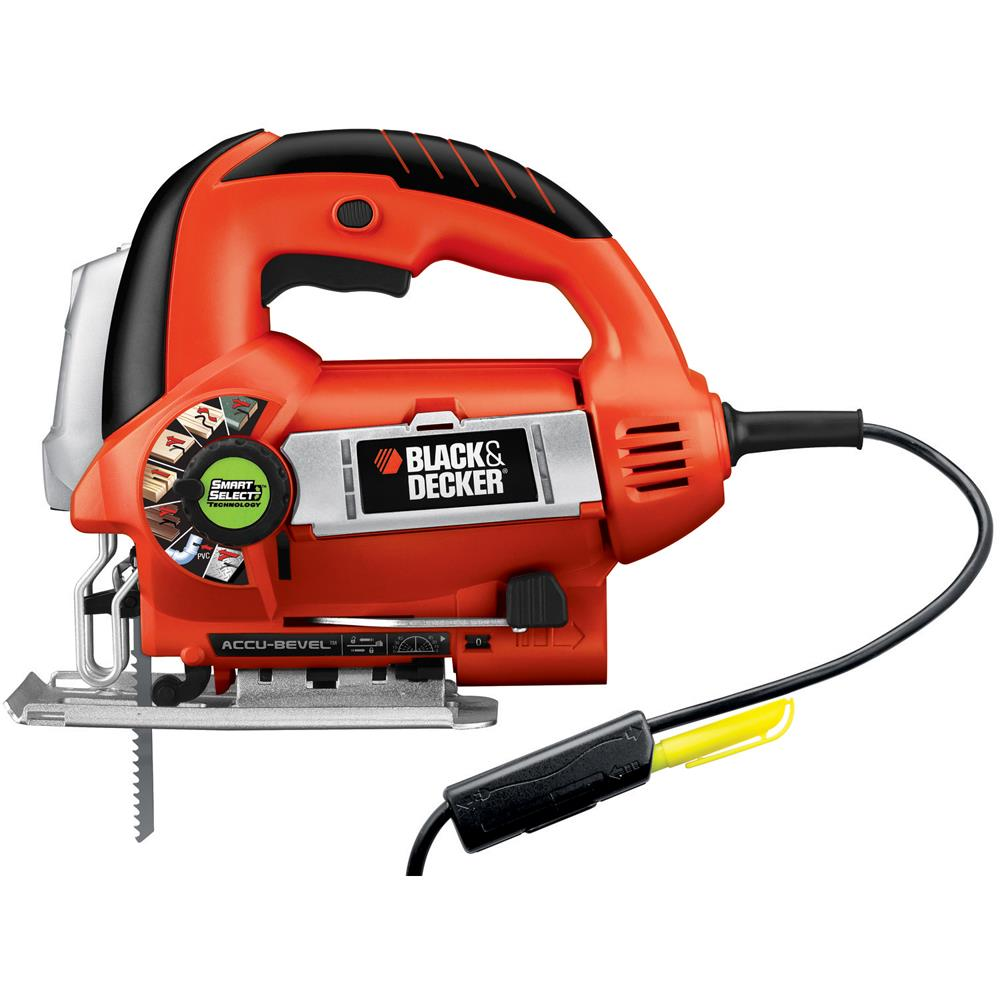 Black & Decker Line Finder Orbital Jigsaw with Smart Select Technology at Sears.com