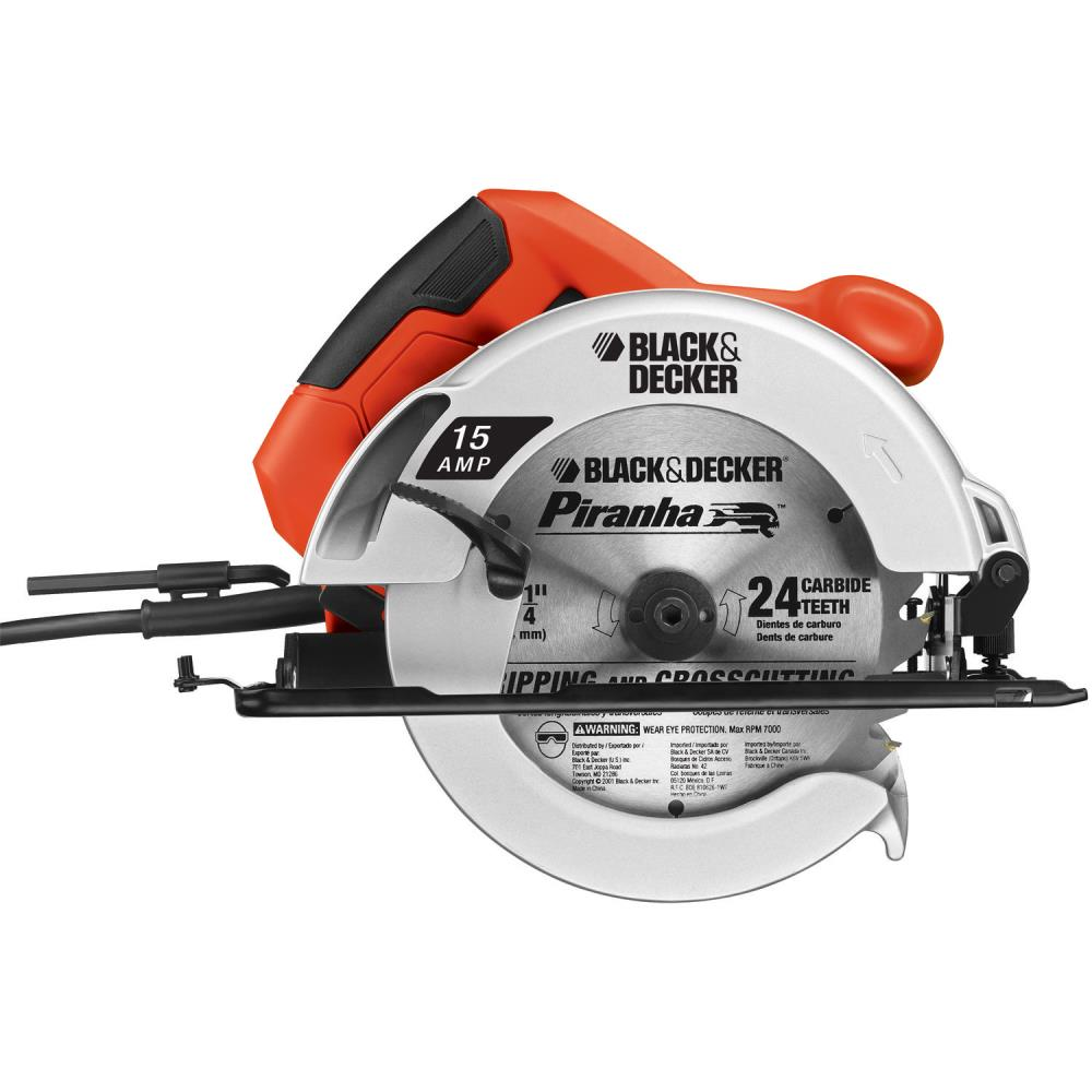 Black & Decker 15 Amp 7-1/4 in. Circular Saw at Sears.com