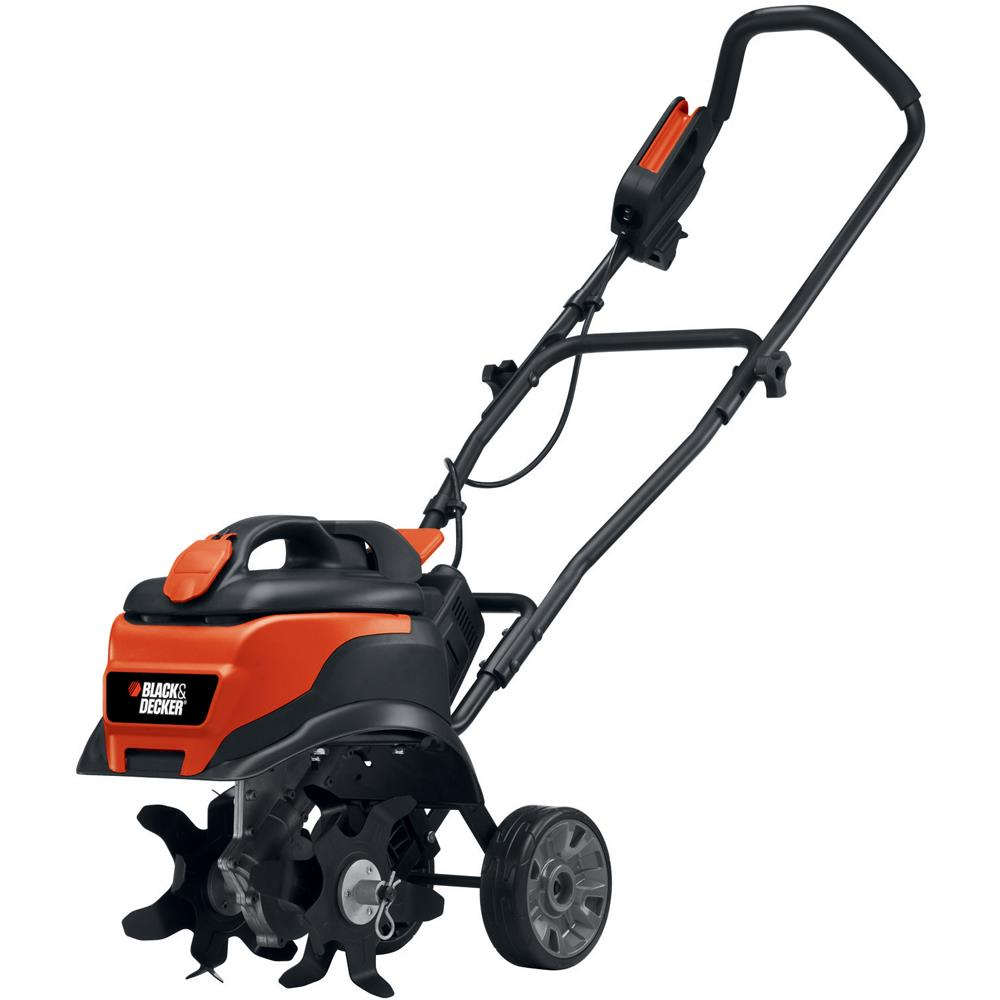 Black & Decker 8.3 Amp Electric Cultivator/Tiller at Sears.com