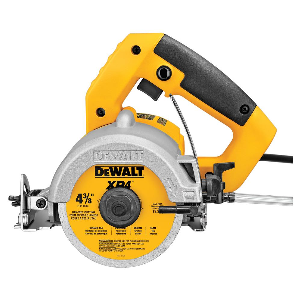 Dewalt Tools 4-3/8 In. Wet/Dry Handheld Tile Cutter at Kmart.com