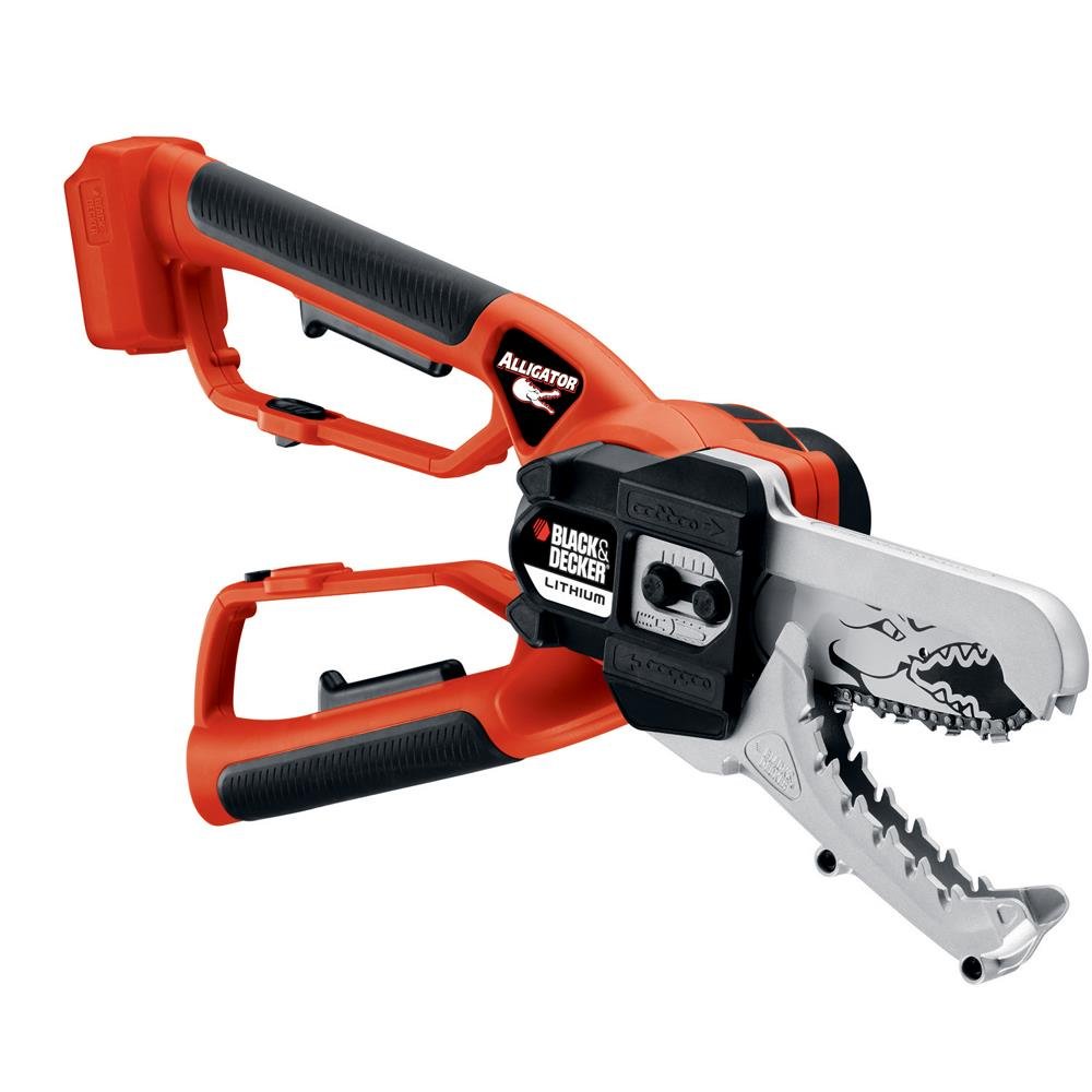 Black & Decker 20 V Alligator Lithium Powered Lopper - Battery and Charger Not Included at Sears.com
