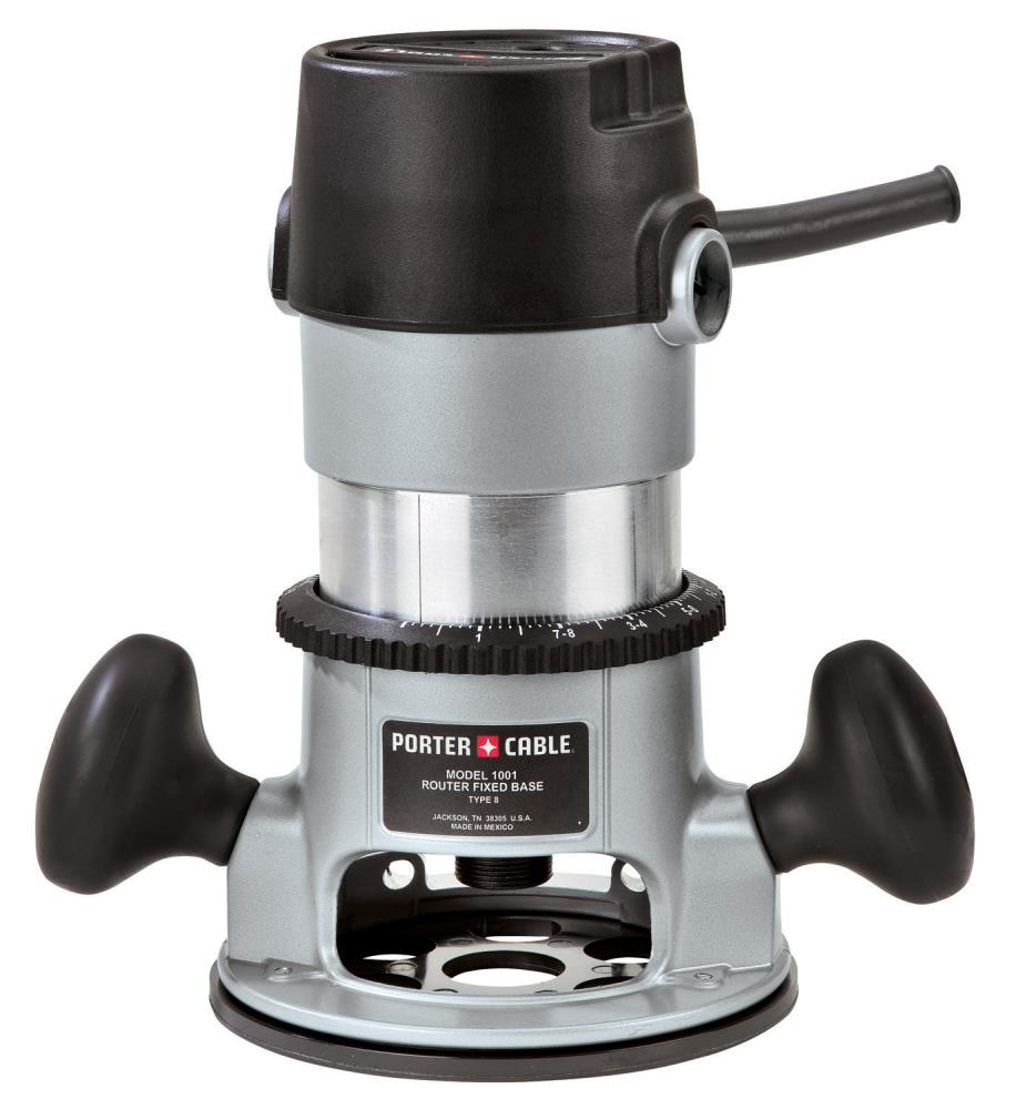 Porter-Cable 1-3/4 HP (Maximum Motor HP) Router at Sears.com