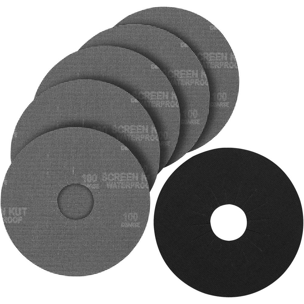 Porter-Cable 9 In. 80 Grit Hook & Loop Discs (5) at Sears.com