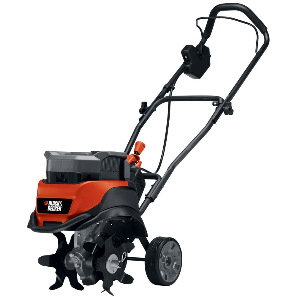 Black & Decker 36 V Cordless Cultivator/Tiller at Sears.com