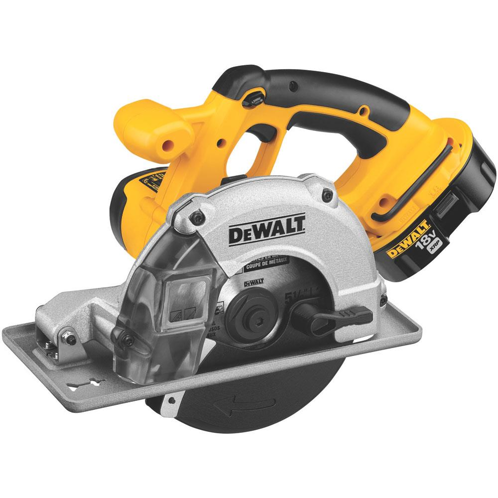 DeWalt 18 V Metal Cutting Circular Saw Kit at Sears.com