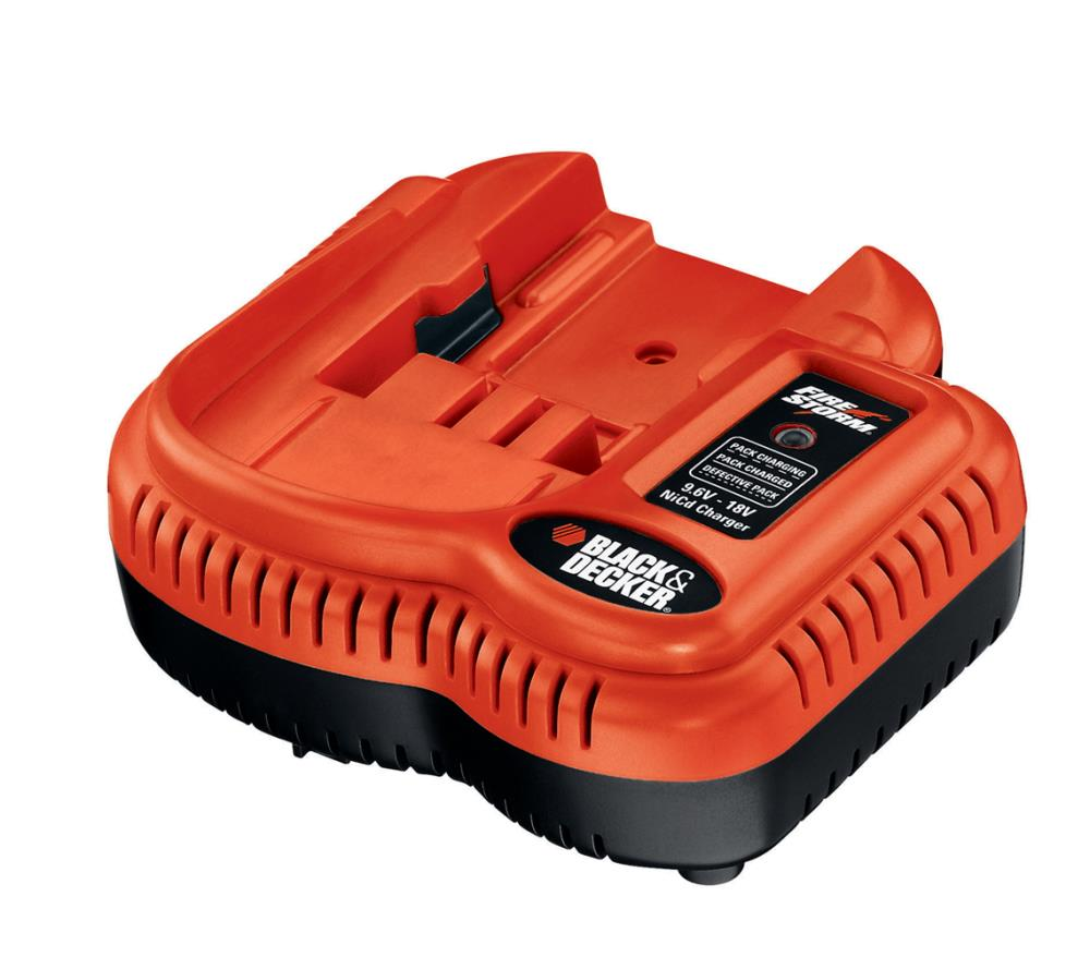 Black & Decker 9.6V - 18 V Cordless Power Tool Battery Fast Charger at Sears.com