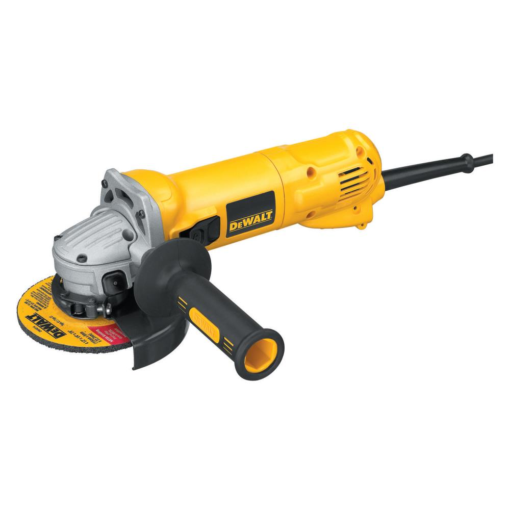 DeWalt 4-1/2 In. (115mm) Small Angle Grinder at Sears.com