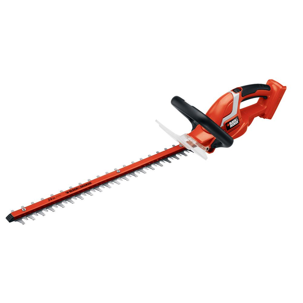 Black & Decker 36 V 24 In. Lithium Hedge Trimmer - Battery and Charger Not Included at Sears.com