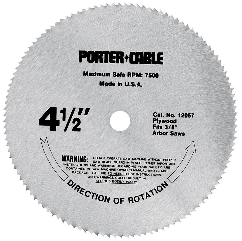 Porter-Cable 14 In. 80Teeth Tip Circular Saw Blade at Sears.com
